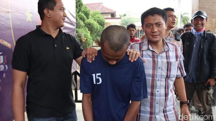 Pelaku Pencabulan ABG Bandung