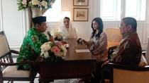 Sebelum Dinikahi Cucu Soeharto, Berkas Raiyah Chitra Diperiksa