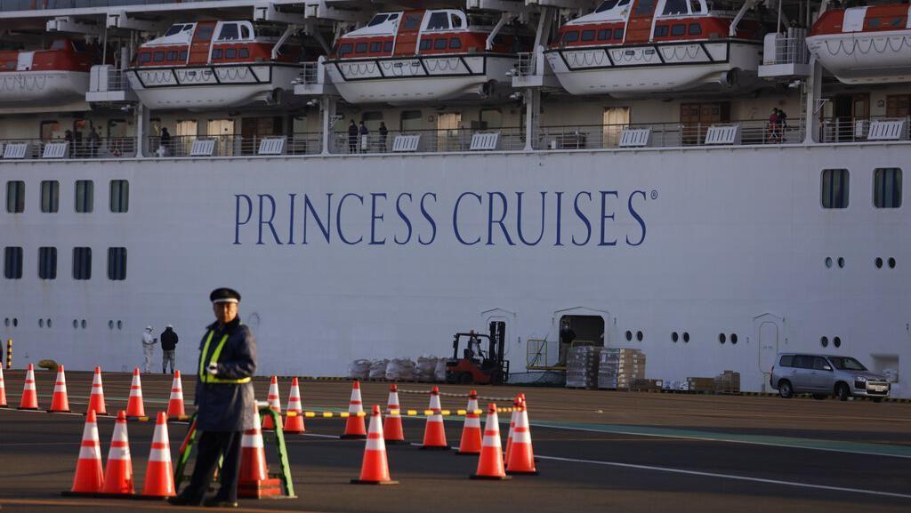 AS Akan Evakuasi Warganya dari Kapal Pesiar yang Dikarantina Jepang