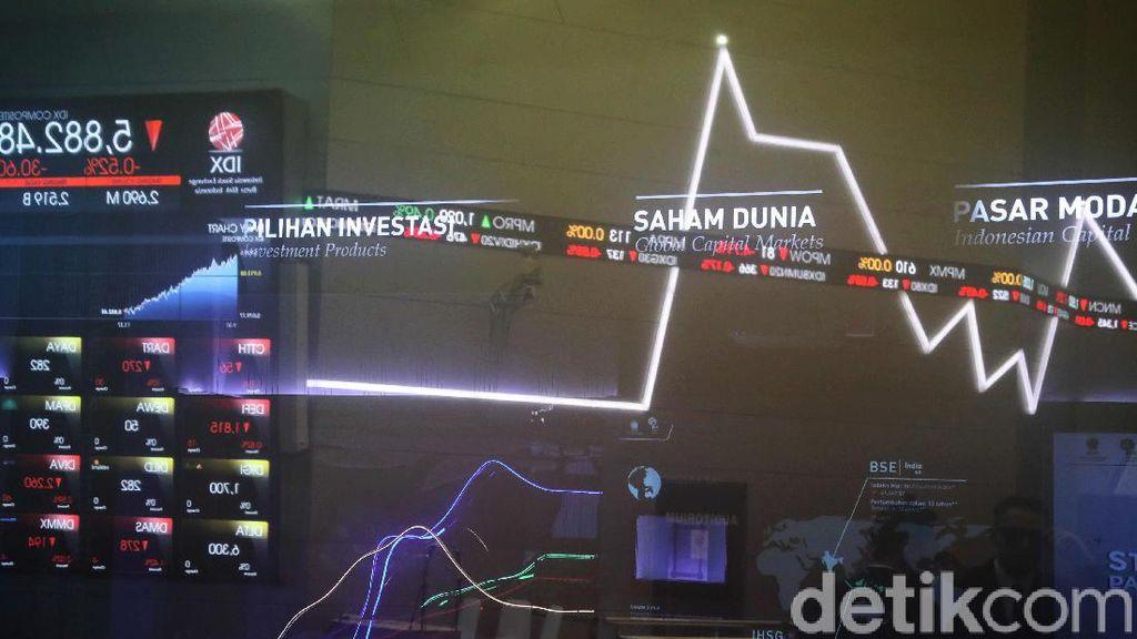 Senada dengan Bursa Asia, IHSG Dibuka Menguat