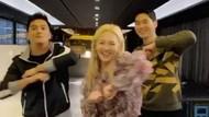 Usai Goyang Dangdut Remix, Hyoyeon SNSD Makan Bareng Boy William