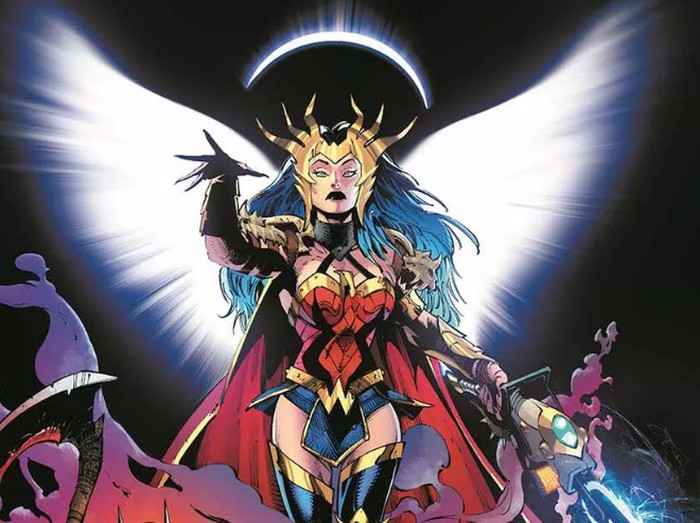 Komik Wonder Woman