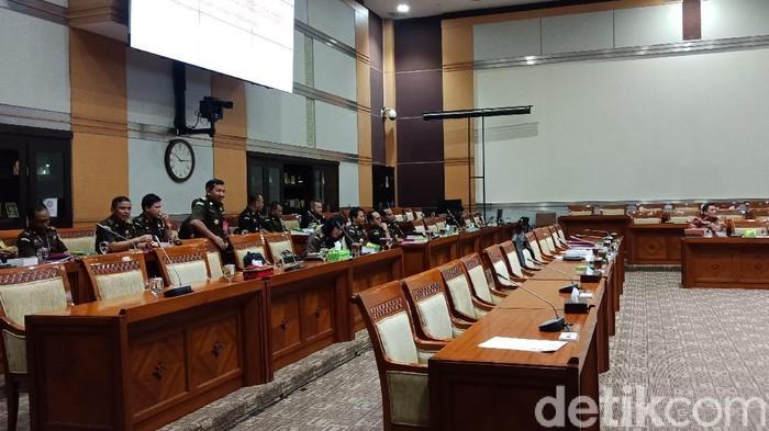 Rapat Panja Jiwasraya