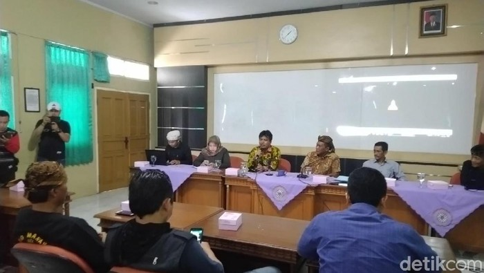 Elemen warga Ciamis berkumpul sikapi pernyataan Ridwan Saidi