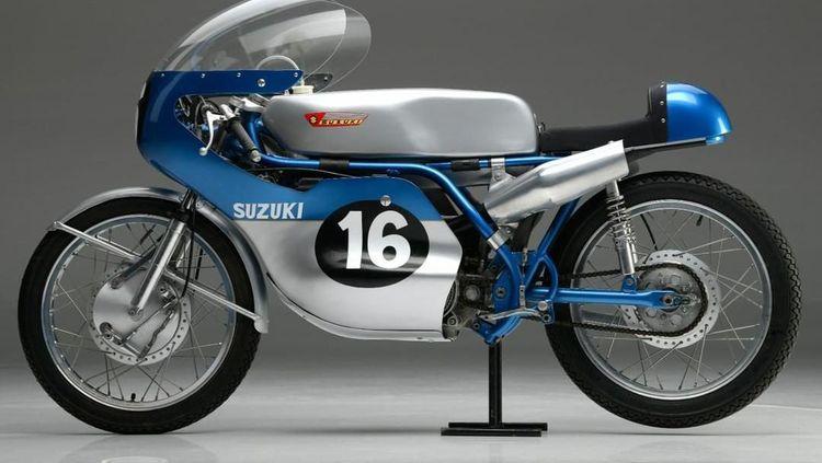 Motor 2 Tak Inspirasi Tim MotoGP Suzuki