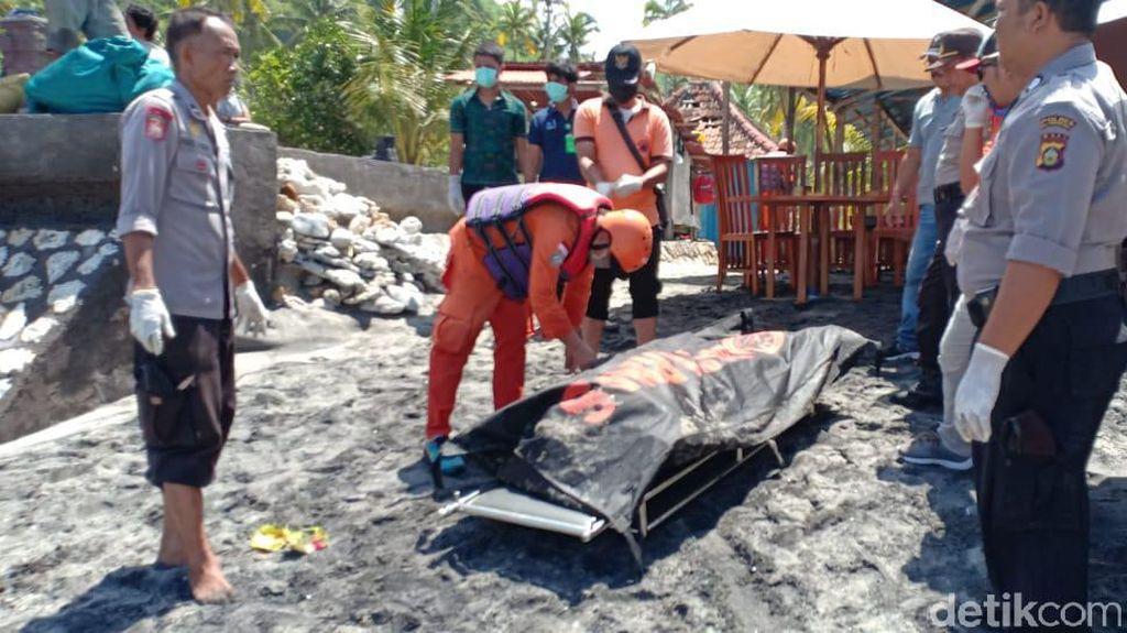 Jenazah Diduga WNA Ditemukan Terapung di Perairan Padang Bai Bali