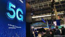 Lelang Frekuensi 5G, Thailand Kantongi Rp 44 Triliun