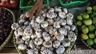 Pasokan Bawang Putih RI Kurang Hampir 400 Ribu Ton