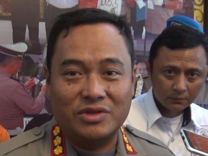 Kapolresta Samarinda Kombes Arif Budiman