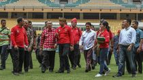 Rumput Stadion Utama Riau Tak Layak Jadi Venue Piala Dunia U-20