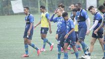 Ke Cilacap, Persib Bandung Bawa 7 Pemain Utama Bersama Tim Muda