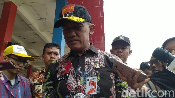 Kepala Dinas PKP DKI Jakarta Satriadi Gunawan (Sachril Agustin Berutu/detikcom)