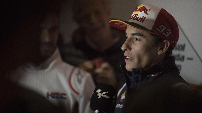 Honda Enggan Desak Marquez Segera Teken Kontrak Baru