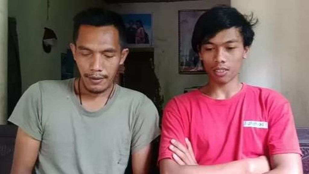 Dua Pembuat Video Hoax Orang Tenggelam di Sungai Banyuwangi Minta Maaf