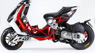 Motor Dragster Matik Ini, Cantik Abis
