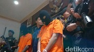 Dikendalikan dari Lapas, 2 Pengedar Sabu Dicokok Polisi