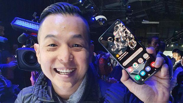 Bikin Film Pakai Smartphone, Ini Kata Ernest dan Dian Sastro