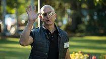 Tajir Kebangetan! Kekayaan Jeff Bezos 2 Kali Lipat dari Mark Zuckerberg