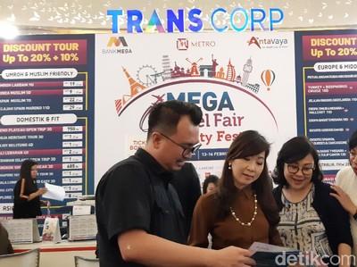 5 Tips Penting Sebelum Beli Tiket Liburan di Mega Travel Fair
