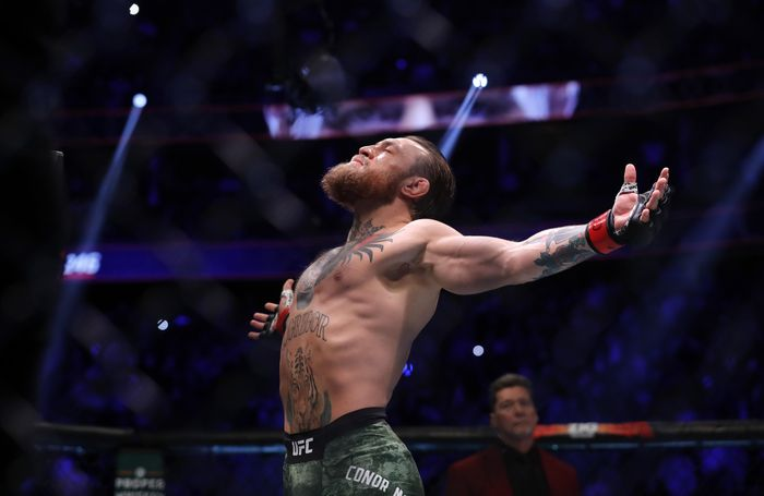 Maumu Apa Sih, Conor McGregor? (Steve Marcus/Getty Images)