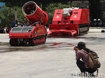 Terungkap Kelebihan Pembayaran Alat Damkar Jakarta di Laporan BPK