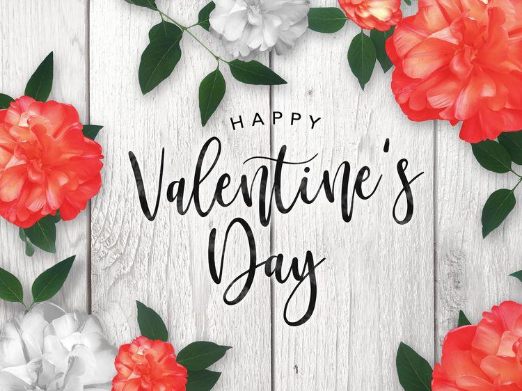 Hari Valentine 2020