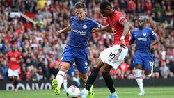 Chelsea Vs MU: Gawang The Blues Favorit Marcus Rashford