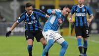 Napoli Vs Inter: Ujian Berat untuk Si Ular yang Memburu Scudetto