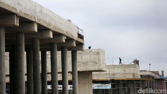 Pembangunan Jalan Tol Cibitung-Cilincing (JTCC) terus dikebut. Begini progresnya.