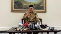 Indo Barometer: Tingkat Kepuasan Kinerja Maruf Jauh Lebih Rendah dari Jokowi