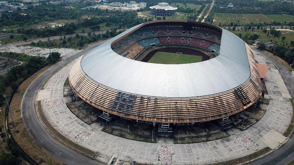 Megahnya Stadion Utama Riau yang Jadi Kandidat Lokasi Piala Dunia U-20
