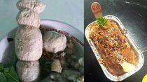 Pocong hingga Genderuwo Ikut Hadir Dalam Makanan Seram Ini