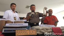 Jual Gula Rafinasi ke Pasar Tradisional, Warga Sleman Ditangkap Polisi