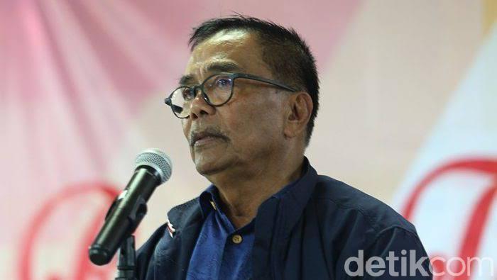 Mantan Rektor Universitas Hasanuddin Profesor Radi A Gany