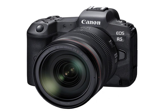 Canon EOS R5, mirrorless full frame terbaru canon