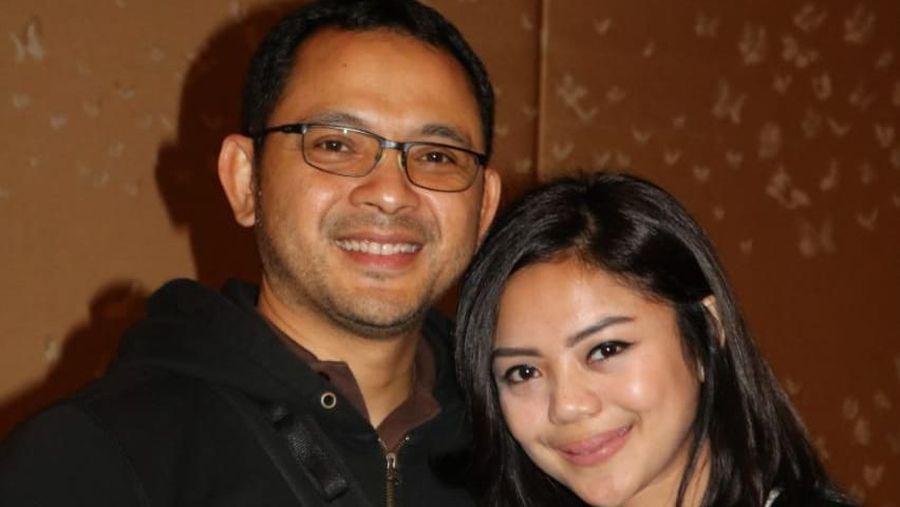 Gladi resik pernikahan Denny Bimo Hendro Utomo, putra Mbak Tutut di Hotel Mulia.
