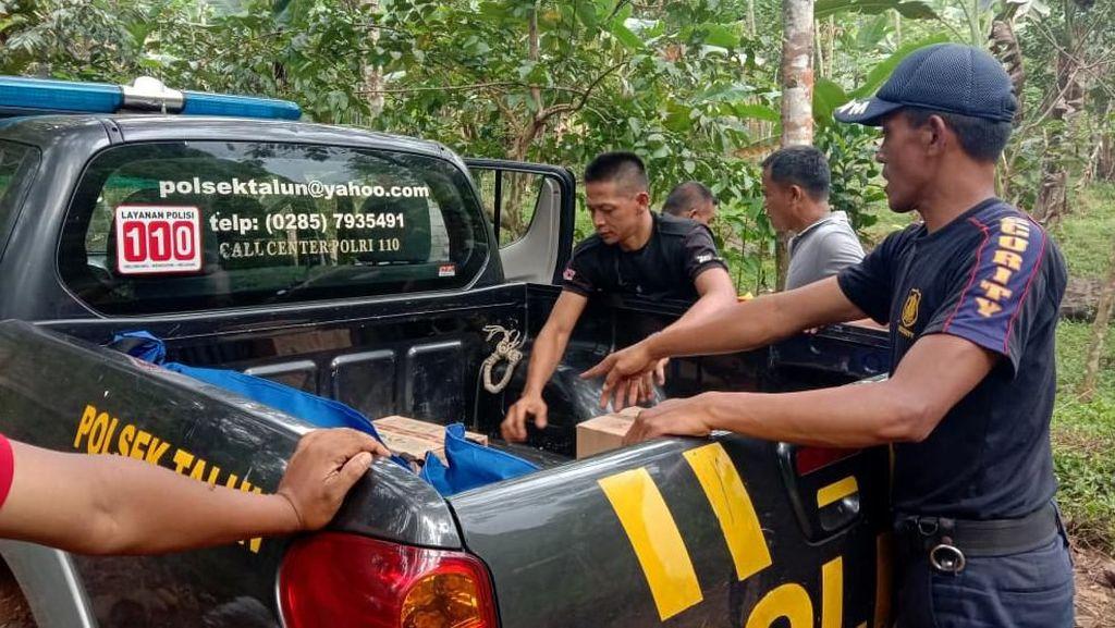 Polisi Selidiki Temuan Kerangka Manusia Cerai-berai di Pekalongan