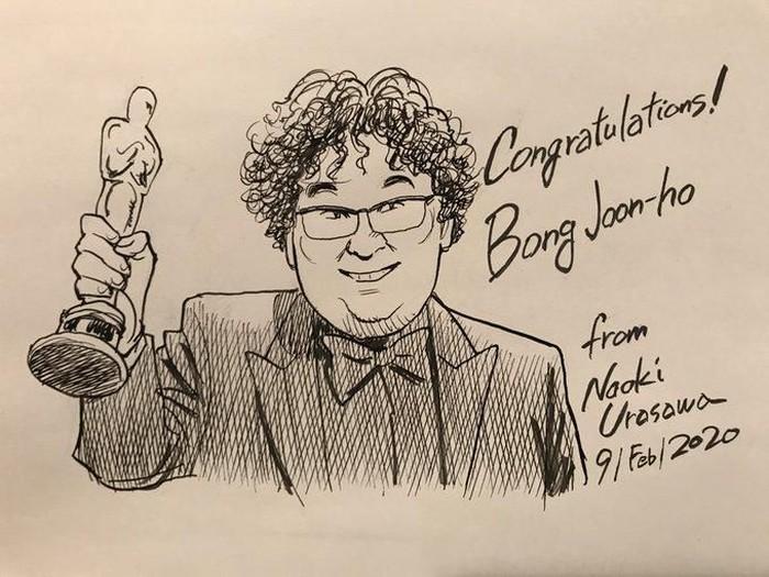 Komikus Jepang Naoki Urasawa