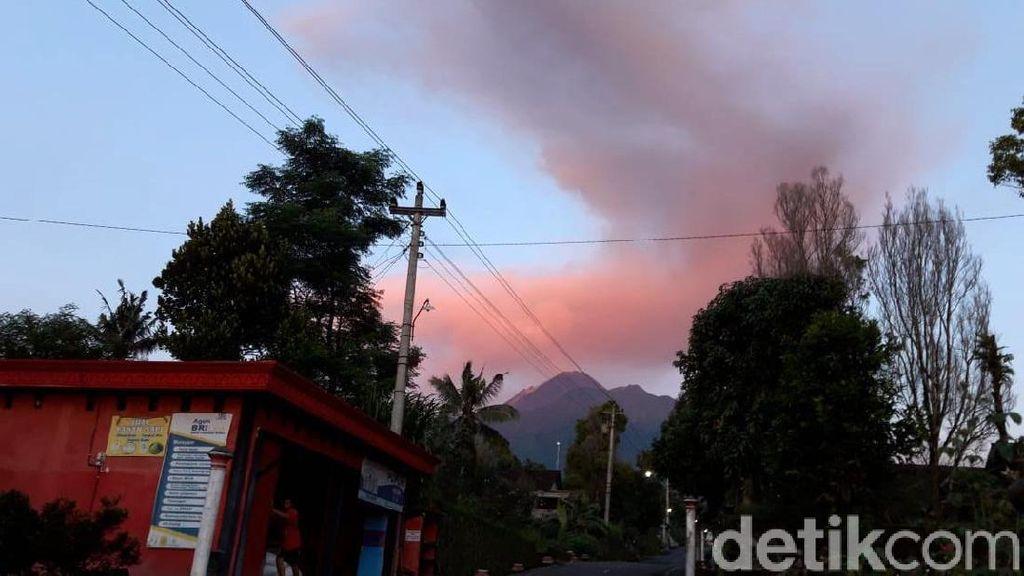 Alasan Utama Dilarang Ngebut Saat Gunung Erupsi