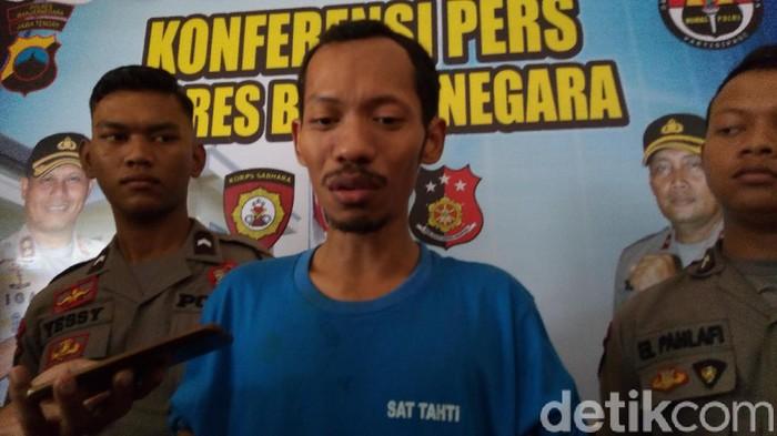 Pembunuhan siswa SD di kebun durian Banjarnegara