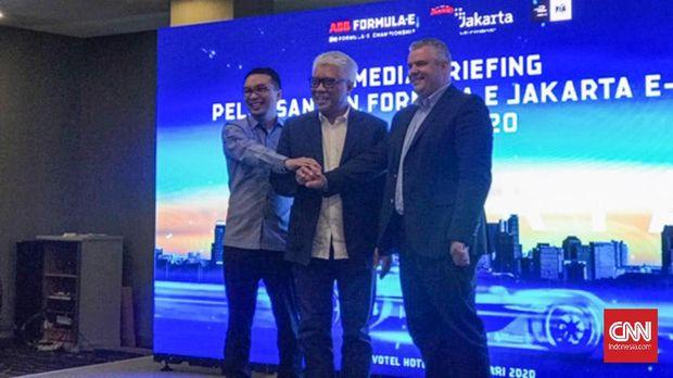 IMI: FIA Awasi Dampak Virus Corona untuk Formula E Jakarta