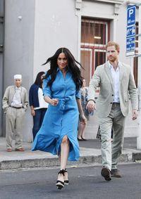 Dampak Megxit, Pangeran Harry dan Meghan Markle Pecat 15 Staf di London