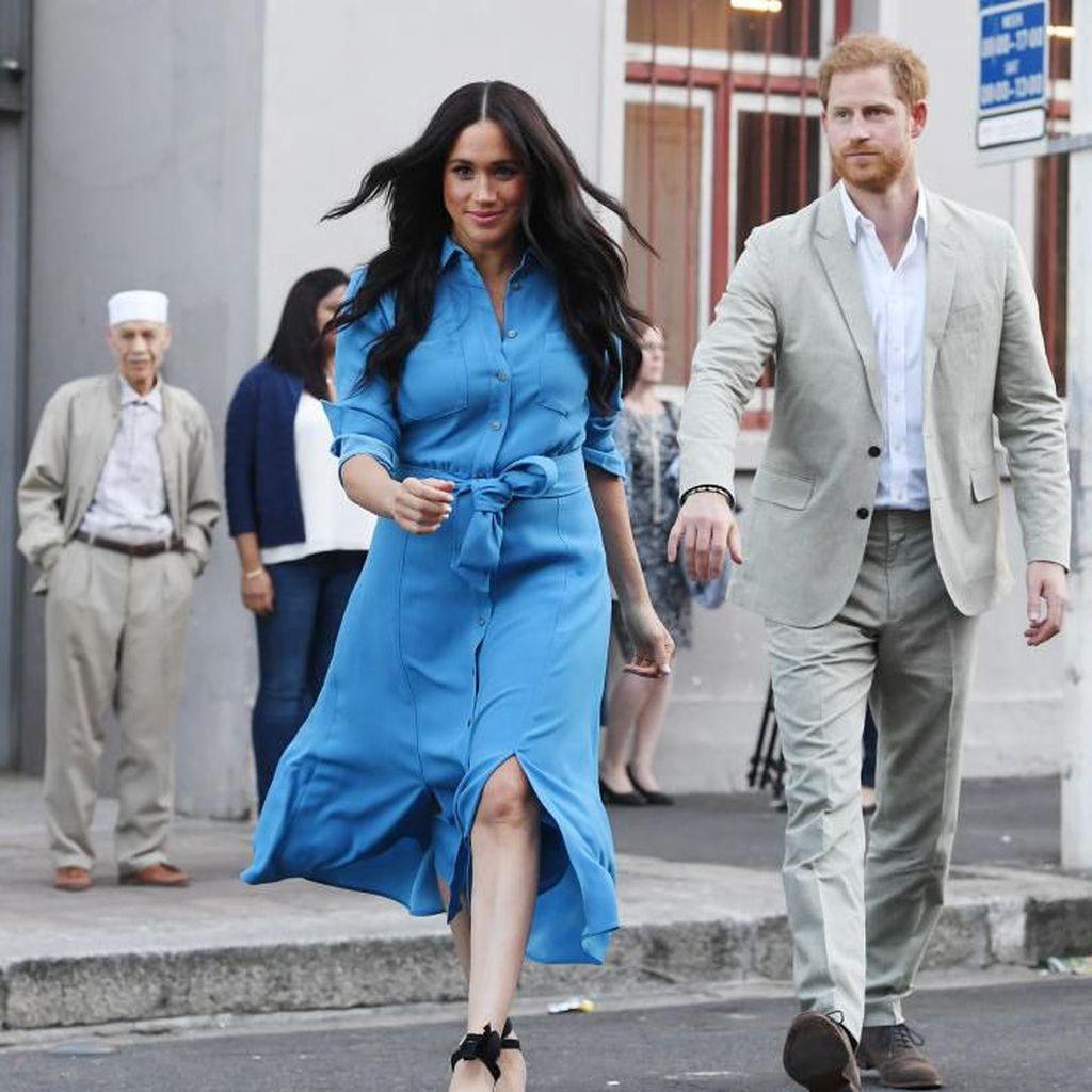 Kanada Tak Akan Bayar Biaya Keamanan Pangeran Harry-Meghan Markle