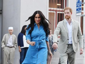 Dampak Megxit, Pangeran Harry dan Meghan Markle Pecat 15 Staf