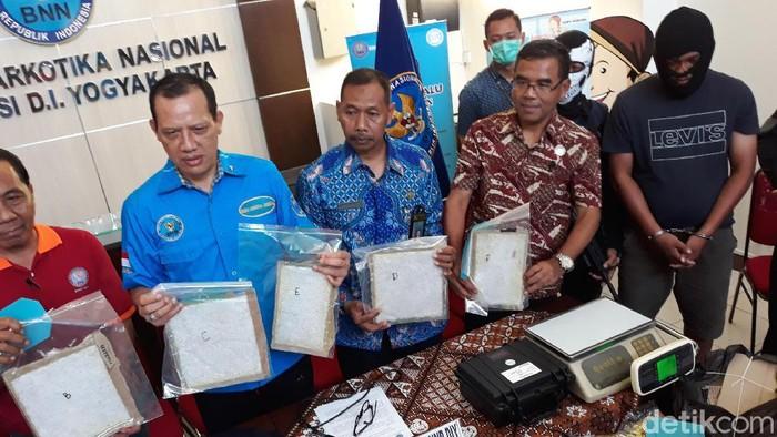 Mahasiswa Aceh kurir Sabu 1 kg di Yogya