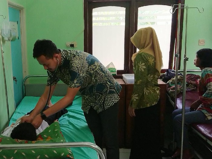Demam Berdarah Serang 76 Warga Trenggalek