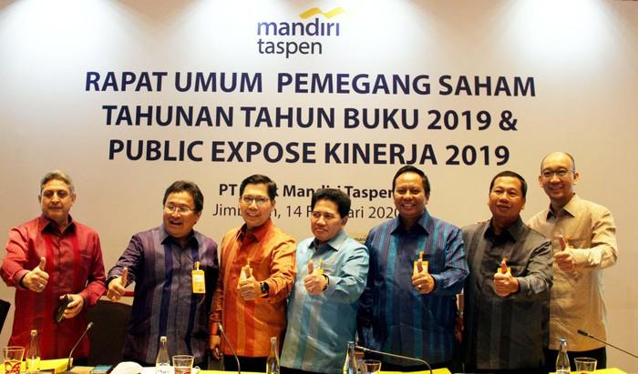 Bank Mantap menggelar Rapat Umum Pemegang Saham Tahunan (RUPST) 2019 di Bali. RUPST sepakat untuk membagikan deviden sebesar Rp 136,86 miliar.