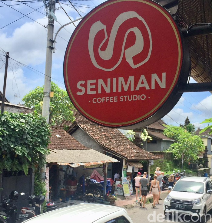 Seniman Coffee Studio Ubud