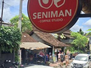 Seniman Coffee Studio :  Kopi Lokal dan Creme Brule Berjodoh di Sini