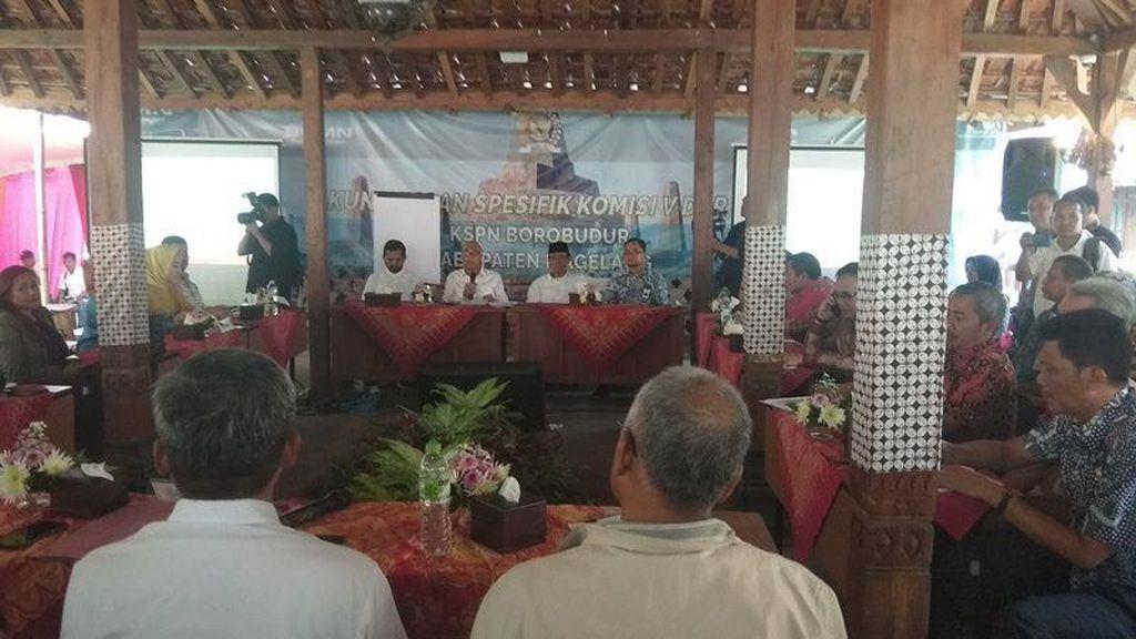 Komisi V DPR RI Dorong Ada Bagi Hasil dari Candi Borobudur